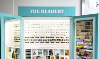 "Warby Parker for The Standard – Sunglasses and ""The Readery"""