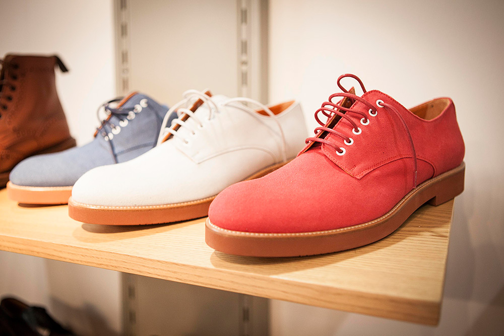 Tricker's Spring/Summer 2013 - Preview