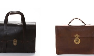 Will Leather Goods 1920s Vintage Lock Collection