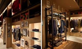 Woolrich London Store – A Look Inside