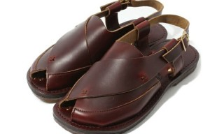 Beams Plus – Horween Leather Sandals