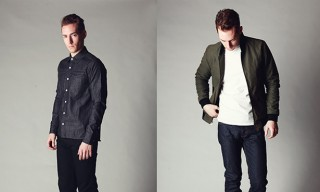 3sixteen 2012 Campaign – Denim Focused