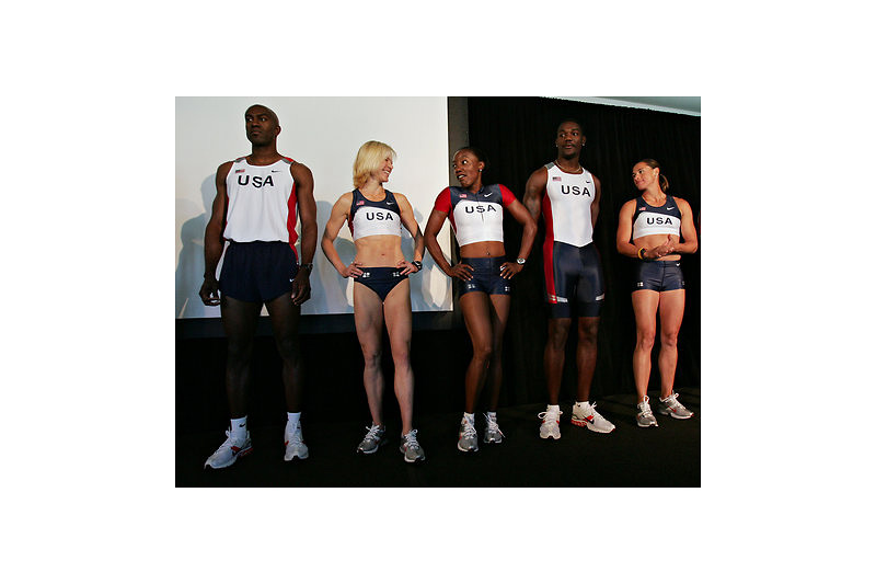 7 Team USA Olympic Uniforms
