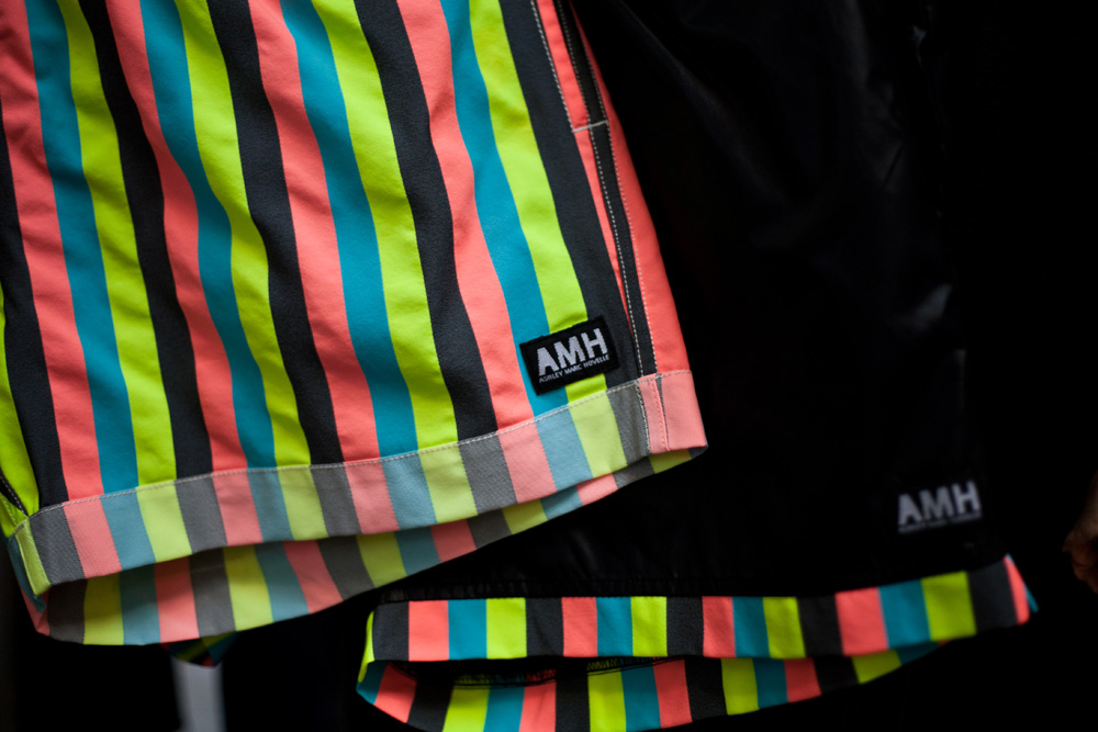 AMH (Ashley Marc Hovelle) Spring Summer 2013