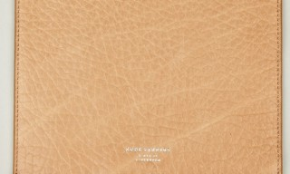 Acne – Melanite Leather iPad Case