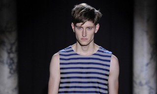 Acne – Spring/Summer 2013 – The Big Stripe