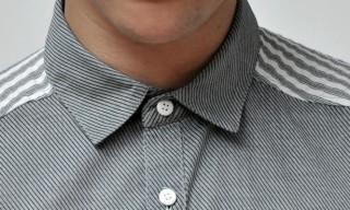 Alter – Seersucker Short Sleeve Base Shirt