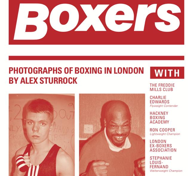 London Boxer - Alex Sturrock - Ally Capellino