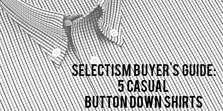 Button-Down-Shirt - Guide