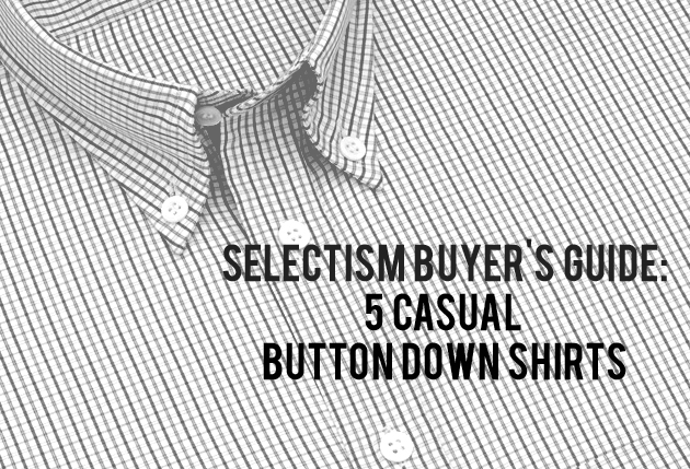 Button Down Shirt Guide