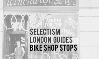 London Guides | 5 Bike Shop Stops