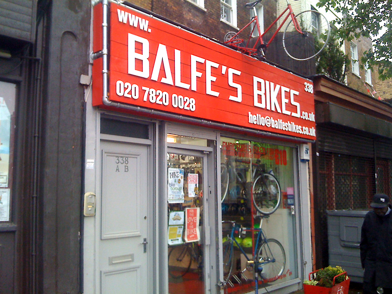 London Bike Shop Guide