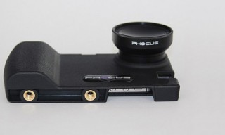 Phocus – iPhone Camera Adapter Kit