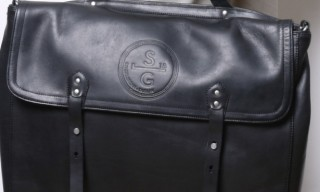 Stighlorgan Seanán – Limited Edition Leather Satchel