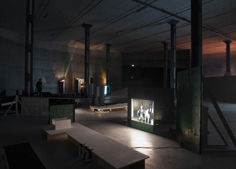 Tate Modern - The Tanks