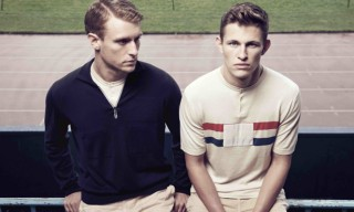 John Smedley for Umbro Tailored – Team GB 'Vintage' Knitwear