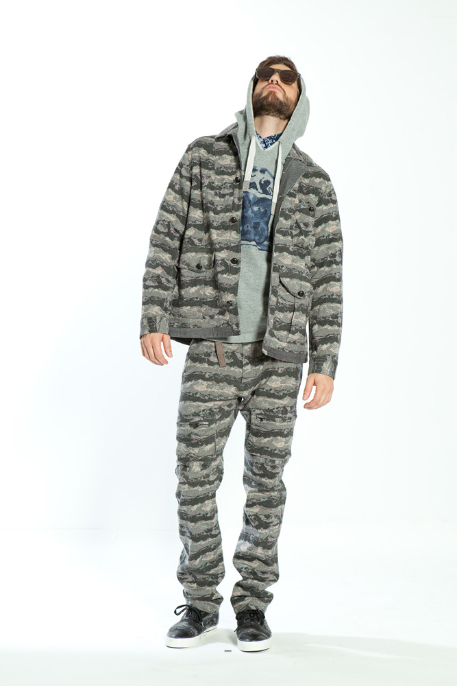 White Mountaineering - FW12