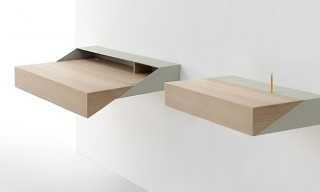 Raw Edges for Arco – Desk Box