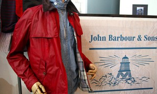Barbour Beacon Heritage – TO KI TO – Spring Summer 2013