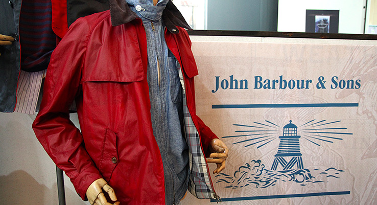 Barbour Beacon Heritage Collection - TO KI TO - Spring 2013