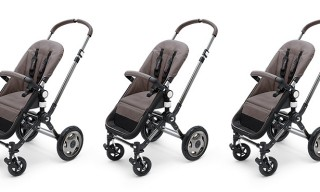 "Viktor & Rolf for Bugaboo ""My First Car"" Stroller"