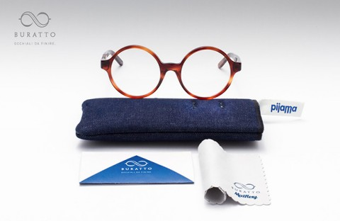 Pijama for Buratto Eyeglass Case