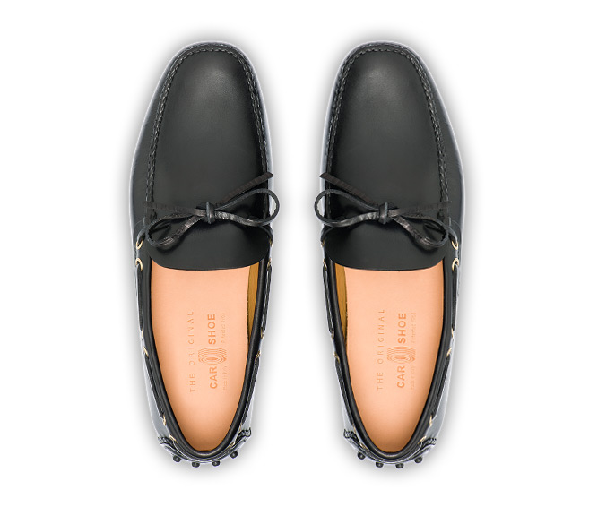 Car Shoe Gentleman's Driving Collection - 4 Mocassins