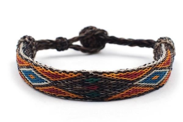 Chamula Horsehair Bracelet