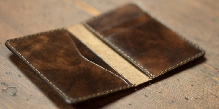 Chester Mox Calf Wallet