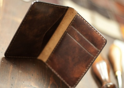 Chester Mox Calf Wallet