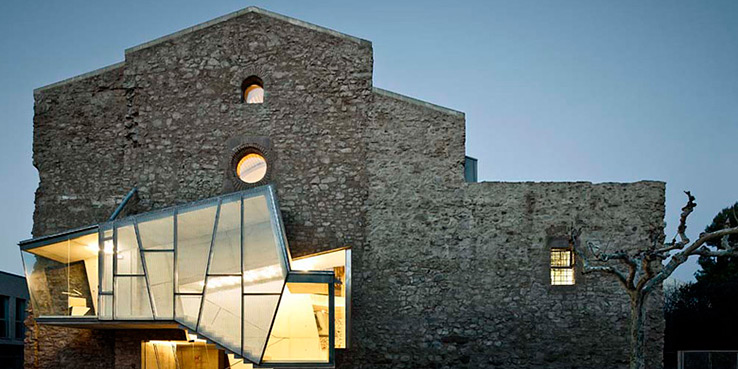 Convent de Saint Francis Auditorium - A Look Inside