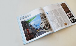 Creative Review August 2012 Olympic Issue – A Look Inside