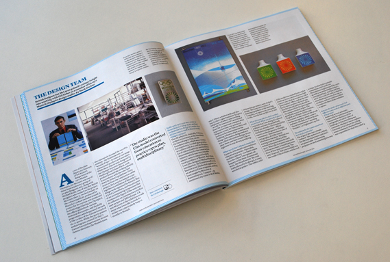 Creative Review August 2012