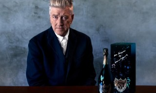 David Lynch for Dom Pérignon – Champagne Bottles