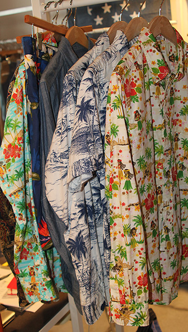 Engineered Garments Spring Summer 2013 - Patterns