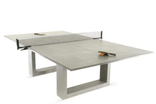 James de Wulf for Gilt Home - Dining Room Ping-Pong Table • Selectism