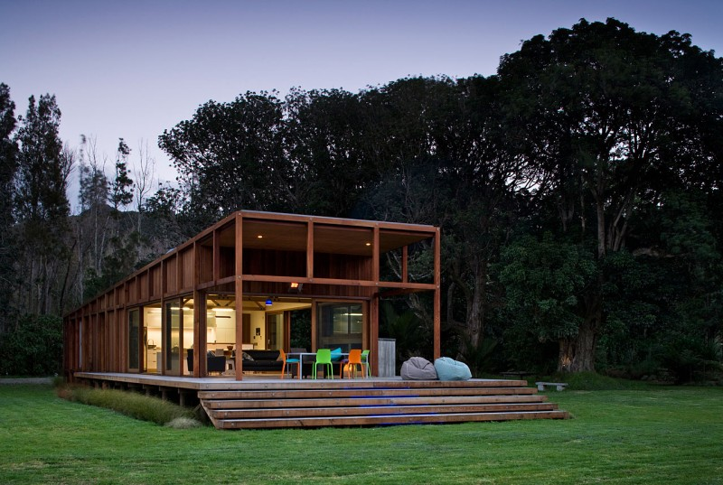 Great Barrier House