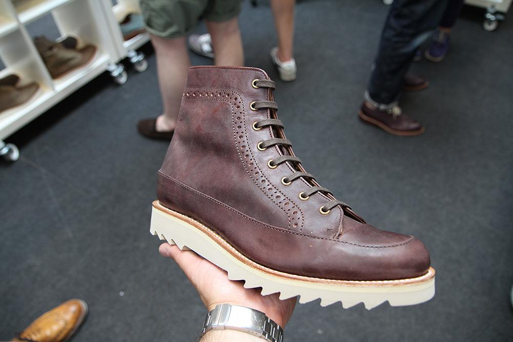 Grenson Footwear Spring Summer 2013