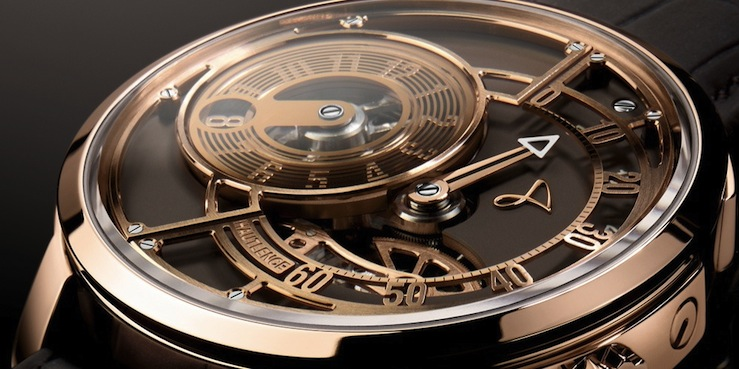 Hautlence HLc 06 Rose Gold