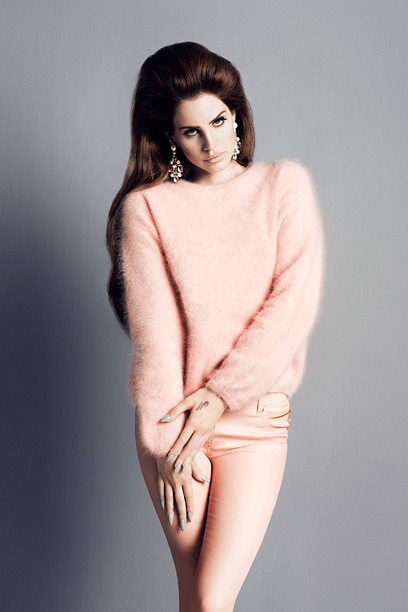 Lana Del Rey the Face of H&M Fall 2012