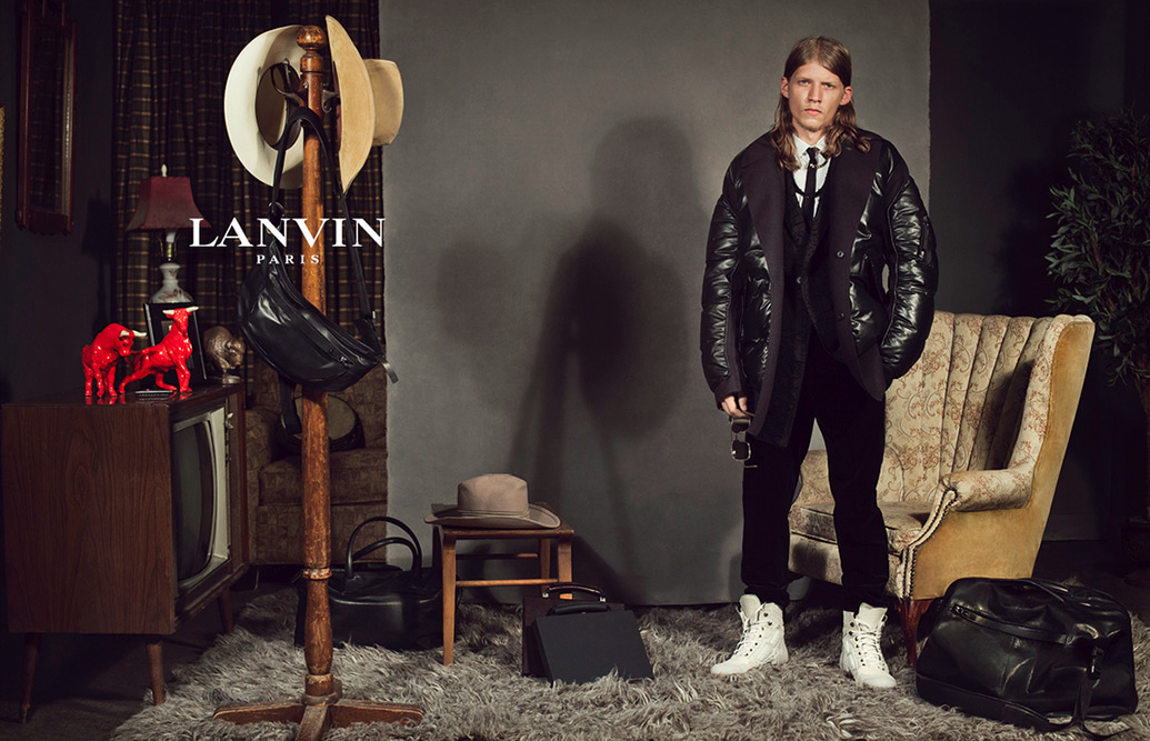 Lanvin Men's Store Coming to Madison Ave. NYC