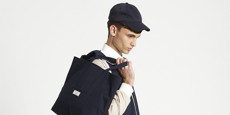 Maison Kitsune - Men's Spring Summer 2012 - Looks