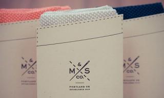 MS.&Co. Silk Knit Pocket Squares