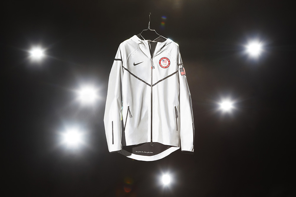 Nike 2012 Team USA Windrunner V Jacket