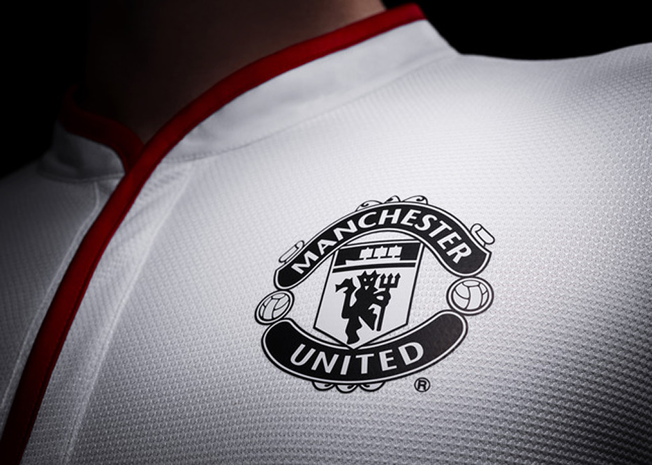 Nike Manchester United Away Kit for 2012-13