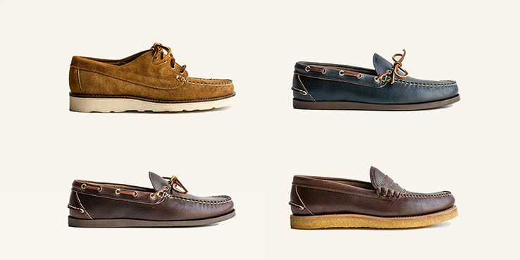 5 New Shoes from Oak Street Bootmakers