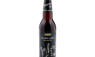 Ikea Launch 4.7% Dark Beer – Öl Mörk