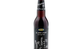 Ikea Launch 4.7% Dark Beer – Öl Mörk
