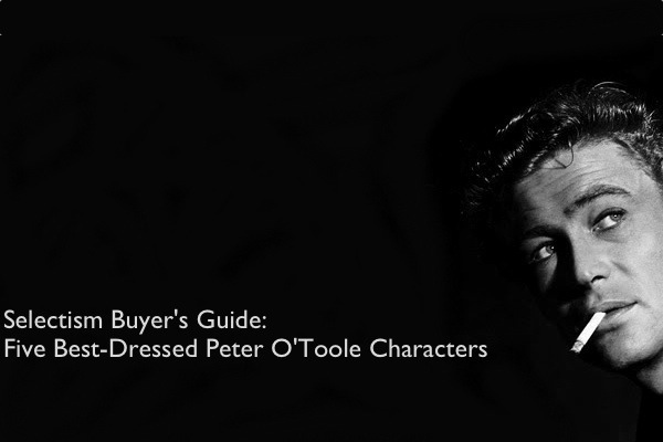 Best-Dressed Peter O'Toole
