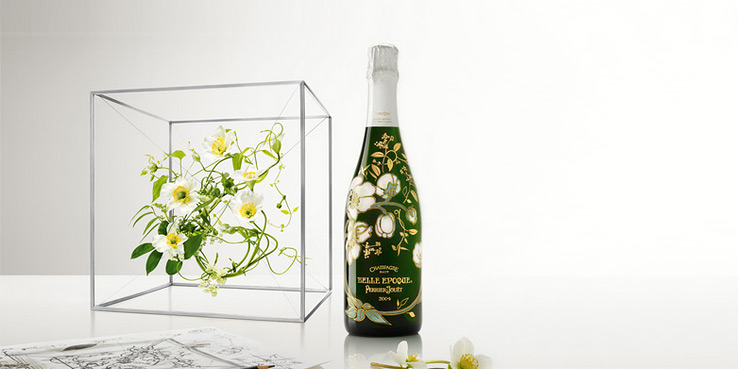 Perrier-Jouët Redesigns Bottle, First Time in a Century